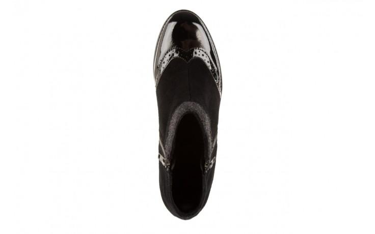 Rieker y6461-00 black combi 4