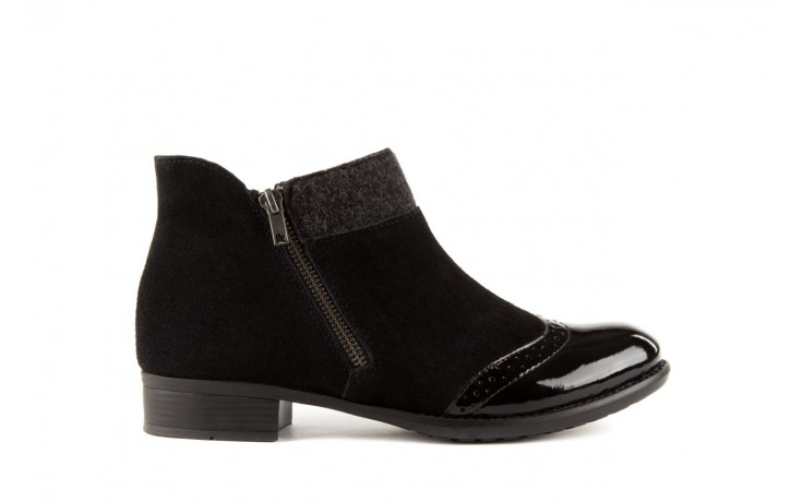 Rieker y6461-00 black combi