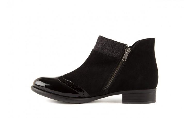 Rieker y6461-00 black combi 2
