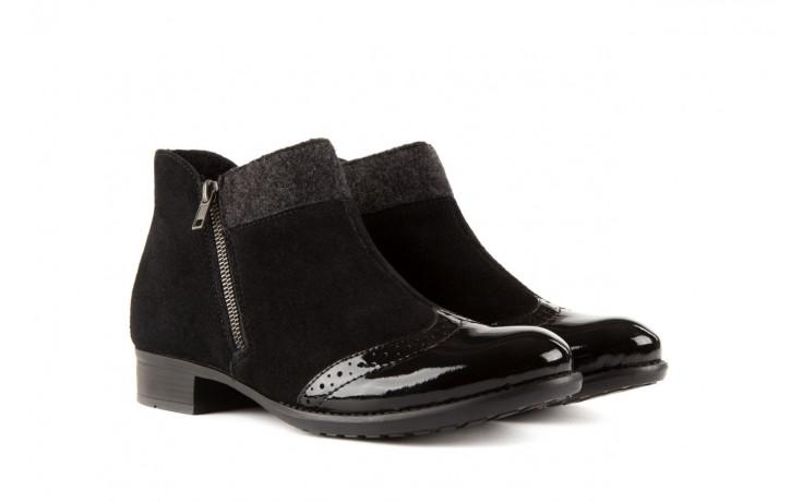 Rieker y6461-00 black combi 1