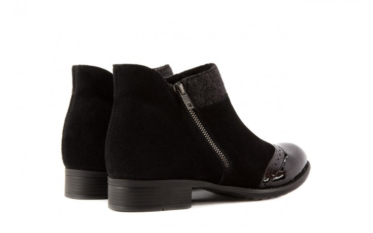 Rieker y6461-00 black combi 3