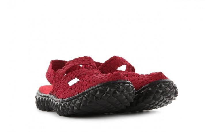 Rock cross sandal bordo - rock - nasze marki 1