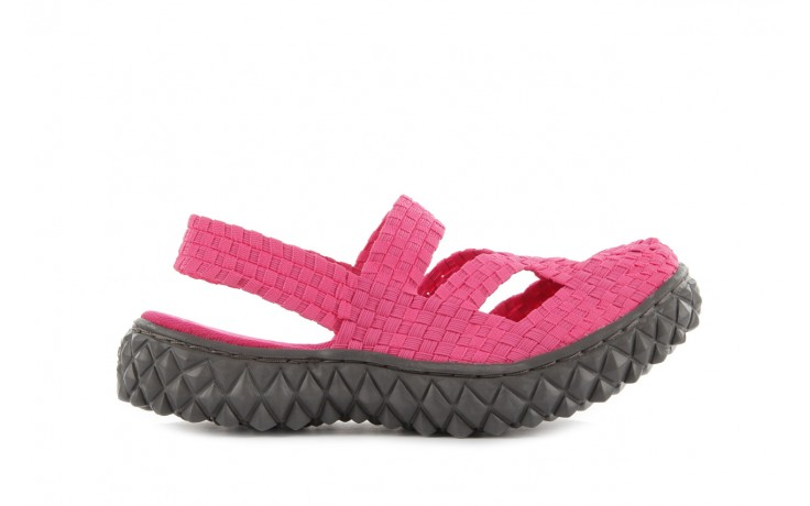 Sandały rock cross sandal fuchsia. róż, materiał - rock - nasze marki