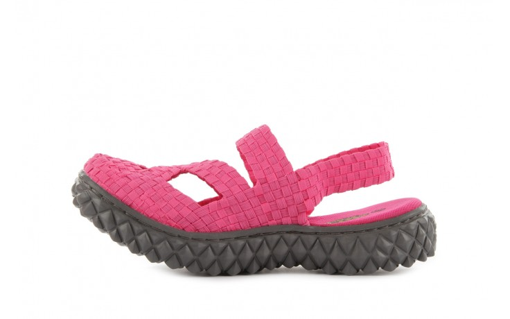 Sandały rock cross sandal fuchsia. róż, materiał - rock - nasze marki 2