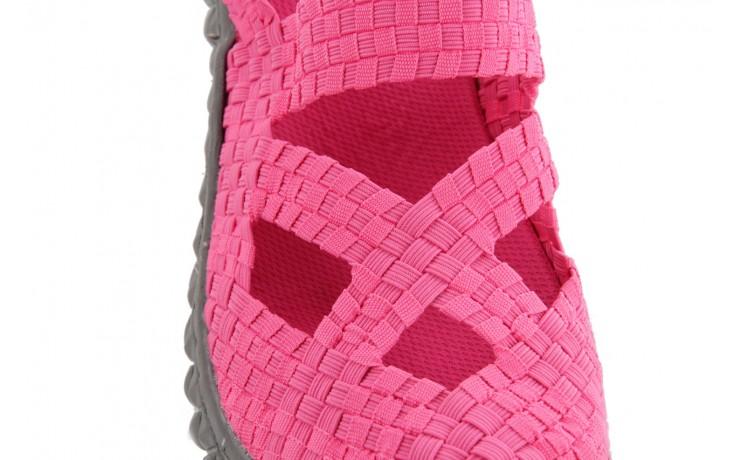 Sandały rock cross sandal fuchsia. róż, materiał - rock - nasze marki 6