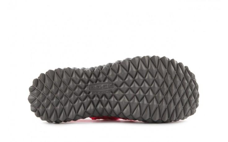Sandały rock cross sandal fuchsia. róż, materiał - rock - nasze marki 5