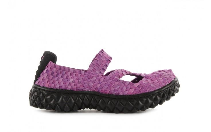 Sandały rock cross washed violet, fiolet, materiał  - rock - nasze marki