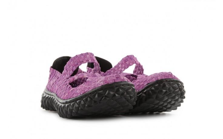 Sandały rock cross washed violet, fiolet, materiał  - rock - nasze marki 1