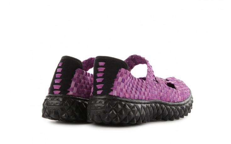 Sandały rock cross washed violet, fiolet, materiał  - rock - nasze marki 3