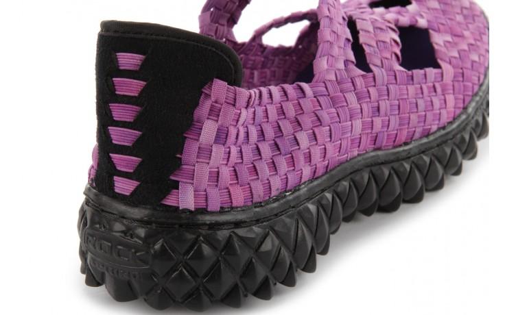 Sandały rock cross washed violet, fiolet, materiał  - rock - nasze marki 7
