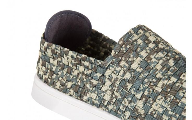 Trampki rock cruiser men oasis, brąz, materiał - niskie - trampki - buty męskie - mężczyzna 5