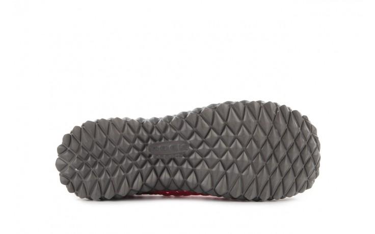 Sandały rock full breath fuchsia-grey, róż/ szary, materiał - rock - nasze marki 7