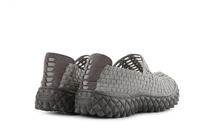 Sandały rock full breath grey, szary, materiał  - rock - nasze marki 3