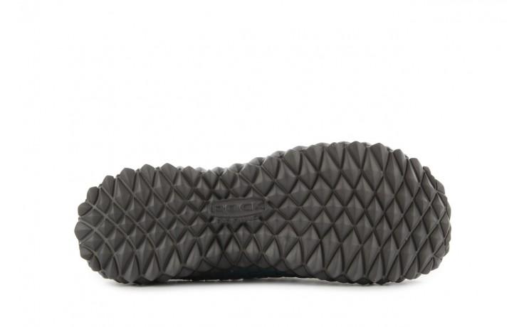 Sandały rock full breath petrol-grey, niebieskie/ szary, materiał 5