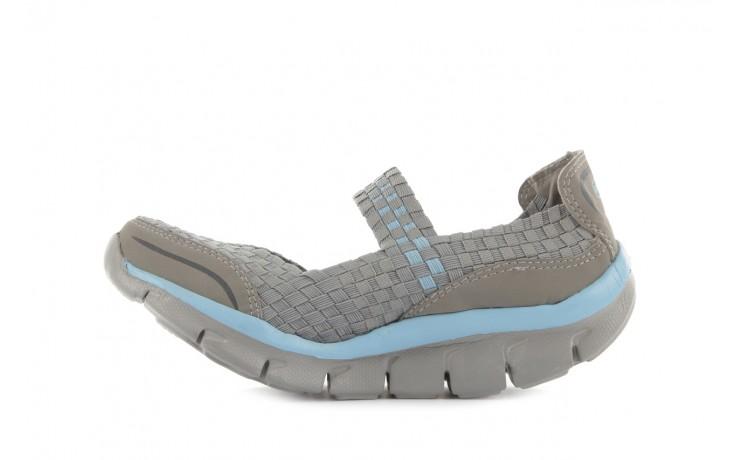 Sandały rock miami over grey-blue, szary/ niebieski, materiał - rock - nasze marki 2