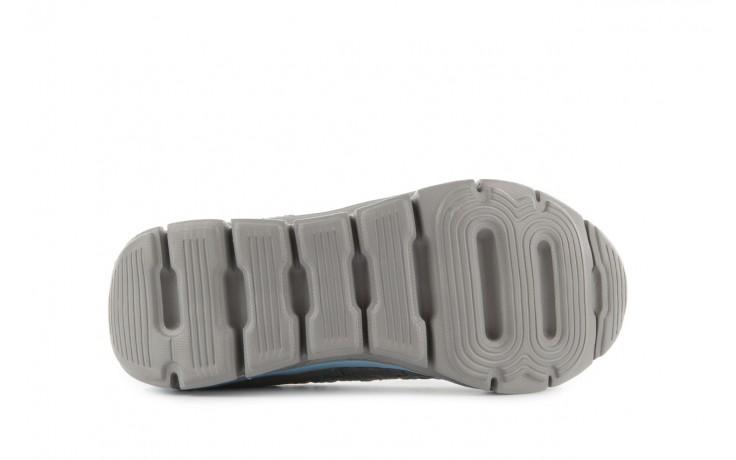 Sandały rock miami over grey-blue, szary/ niebieski, materiał - rock - nasze marki 7