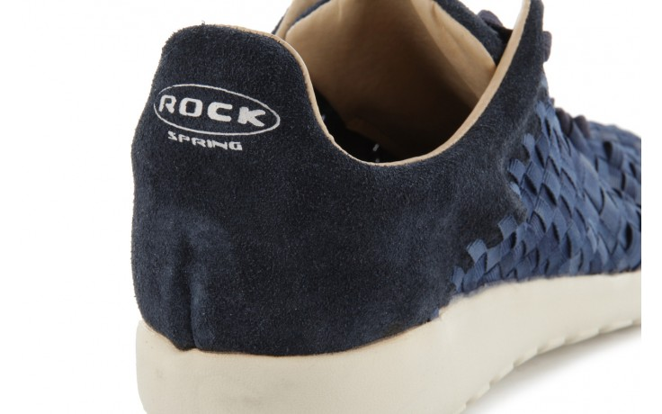 Rock men orlandero washed navy - rock - nasze marki 6