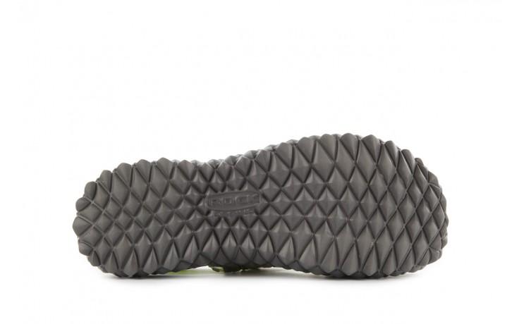Sandały rock over sandal green-grey, zielony/ szary, materiał  - rock - nasze marki 6