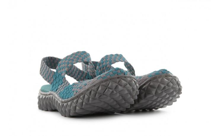 Rock over sandal petrol-grey - rock - nasze marki 1