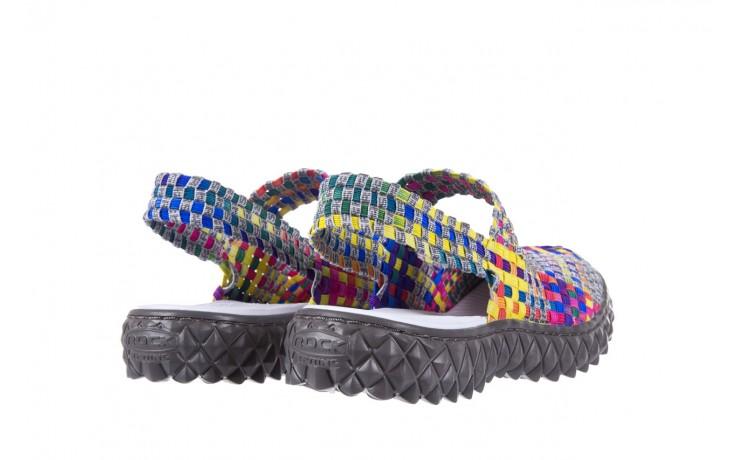 Rock over sandal tutti frutti - rock - nasze marki 3