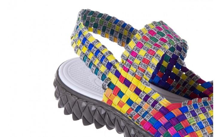 Rock over sandal tutti frutti - rock - nasze marki 5