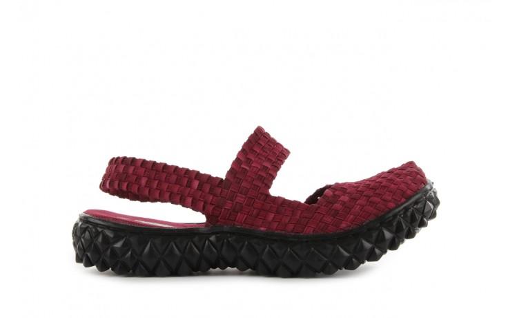 Rock over sandal washed bordo - rock - nasze marki