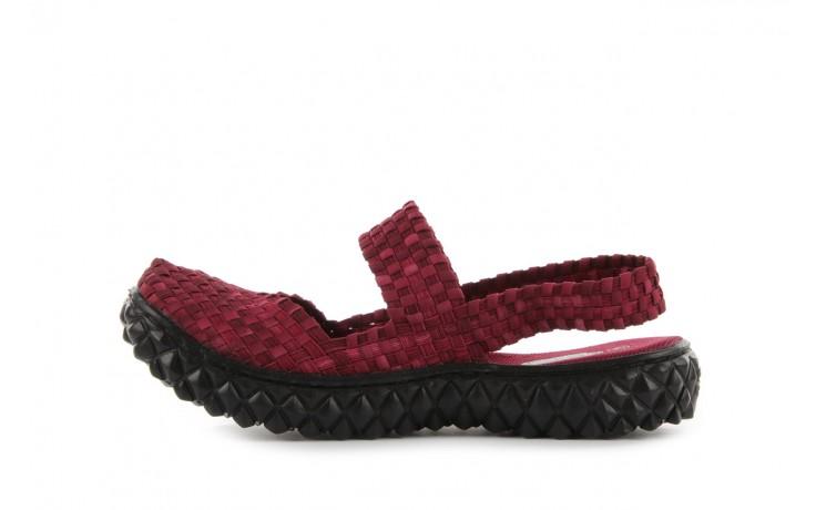 Rock over sandal washed bordo - rock - nasze marki 2
