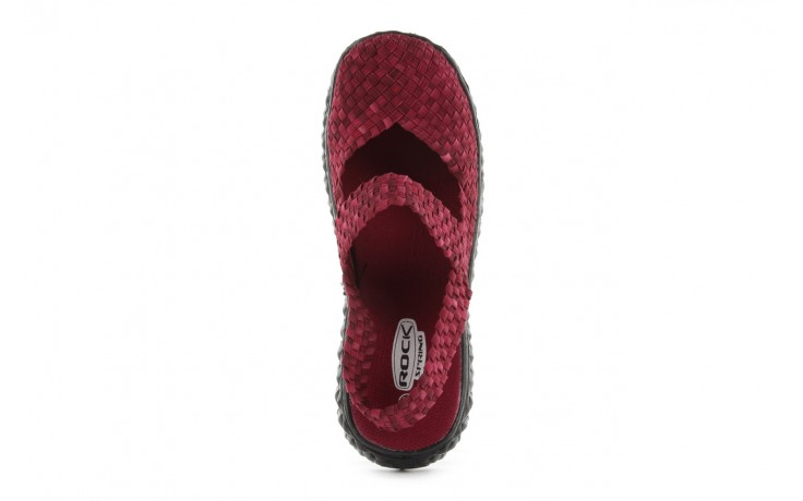 Rock over sandal washed bordo - rock - nasze marki 4