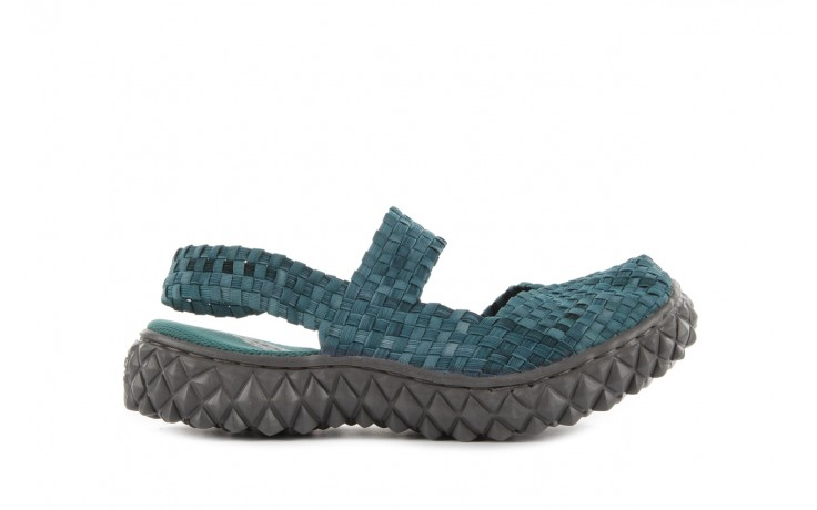 Rock over sandal washed petrol - rock - nasze marki