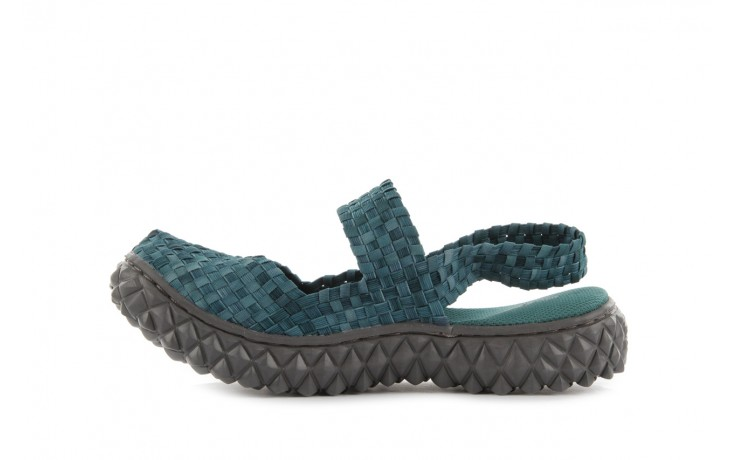 Rock over sandal washed petrol - rock - nasze marki 2