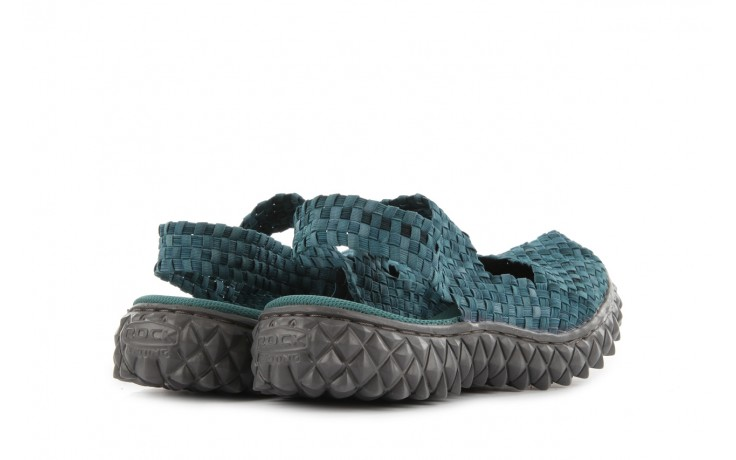 Rock over sandal washed petrol - rock - nasze marki 3