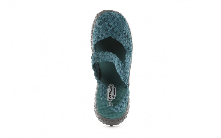 Rock over sandal washed petrol - rock - nasze marki 4