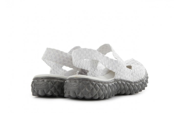 Rock over sandal white - rock - nasze marki 3