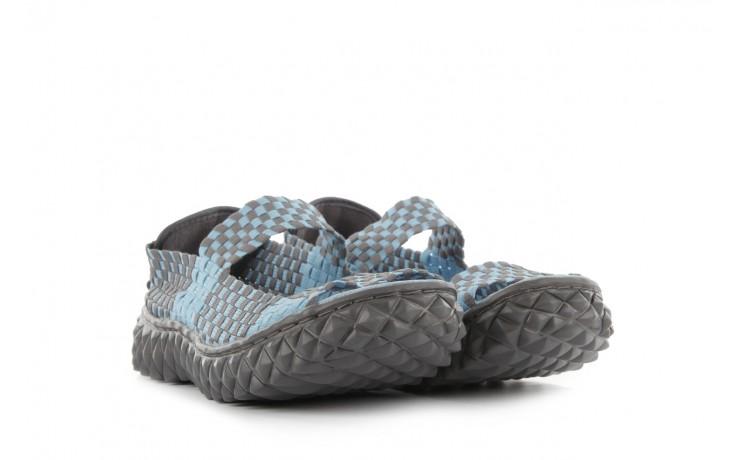 Rock sandal 2 closed blue-grey - rock - nasze marki 1