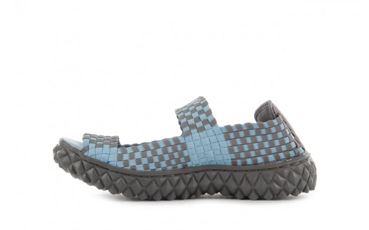 Rock sandal 2 closed blue-grey - rock - nasze marki 2