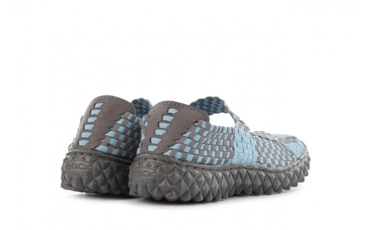 Rock sandal 2 closed blue-grey - rock - nasze marki 3