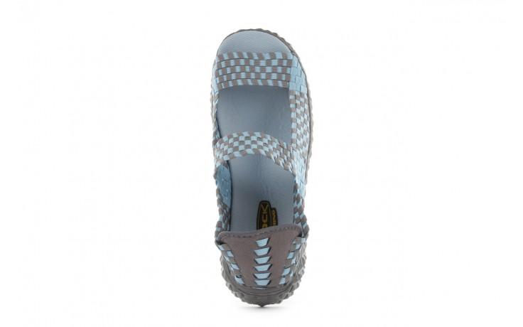 Rock sandal 2 closed blue-grey - rock - nasze marki 4