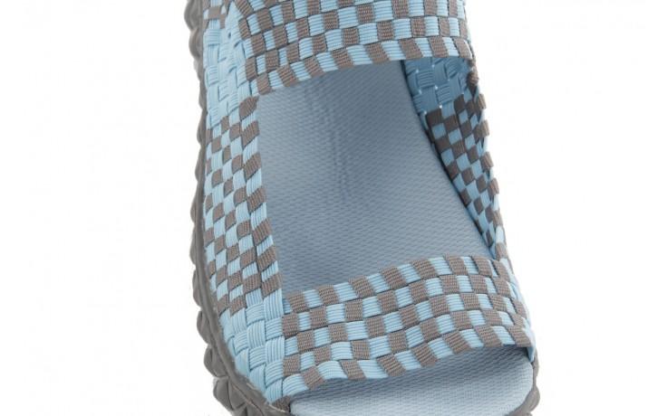 Rock sandal 2 closed blue-grey - rock - nasze marki 5