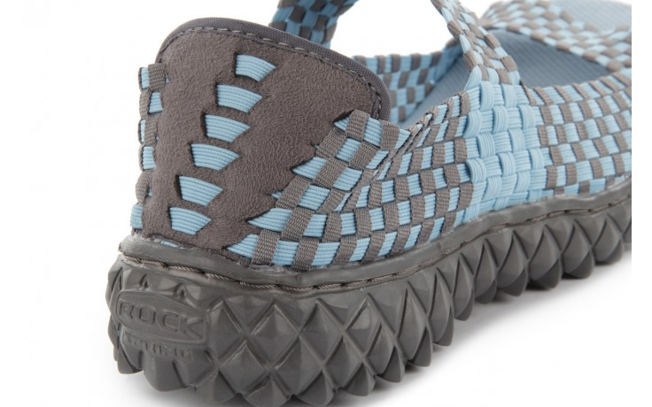Rock sandal 2 closed blue-grey - rock - nasze marki 6