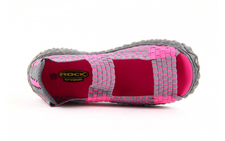 Rock sandal 2 closed fuchsia-grey - rock - nasze marki 5
