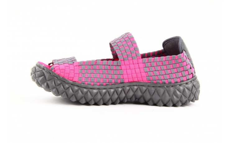Rock sandal 2 closed fuchsia-grey - rock - nasze marki 2