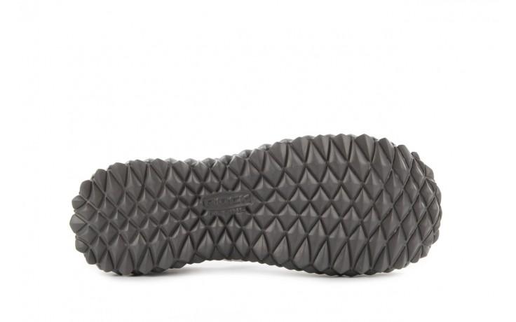 Sandały rock sandal 2 closed white, białe, materiał 5