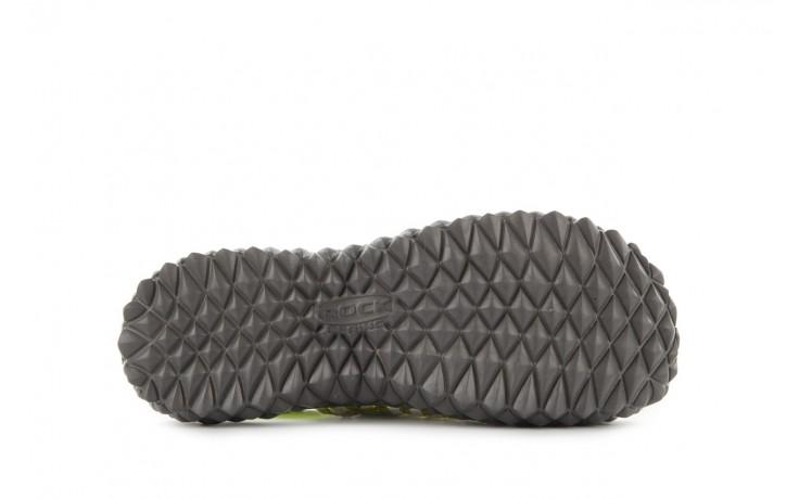 Sadały rock sandal 2 green-white, zielony/ biały, materiał - rock - nasze marki 5