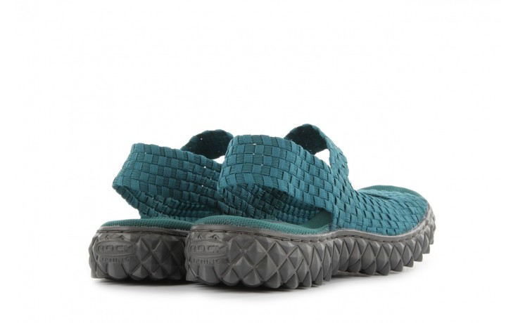 Rock sandal 2 petrol - rock - nasze marki 3