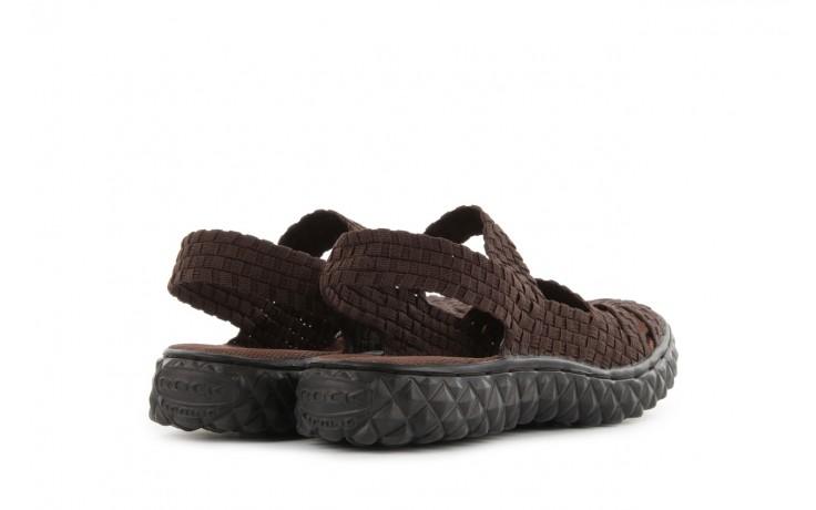 Rock sandal 4 coffee - rock - nasze marki 3
