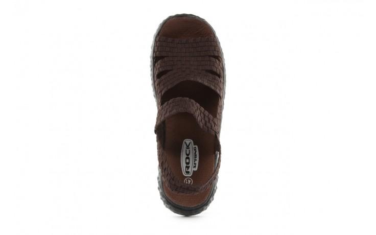 Rock sandal 4 coffee - rock - nasze marki 4