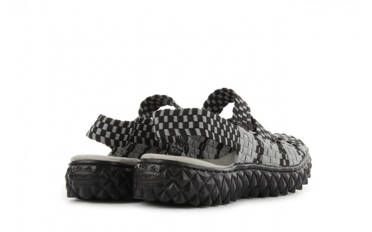 Rock sandal 4 grey black - rock - nasze marki 3