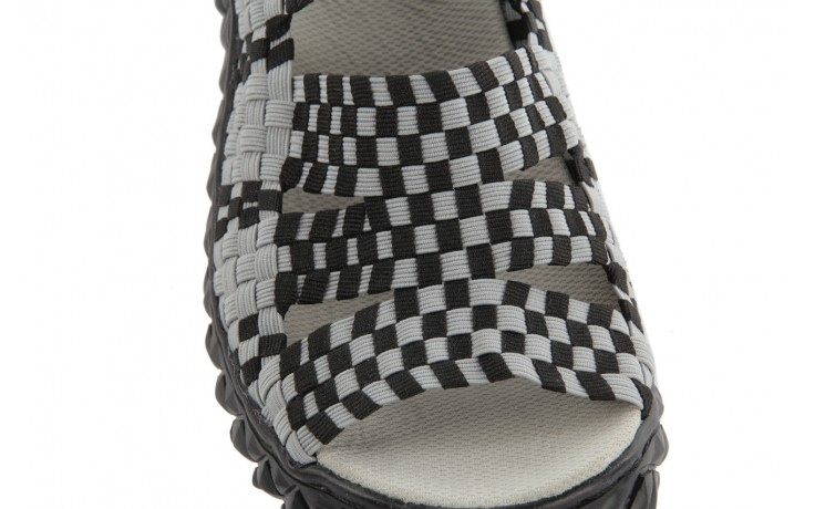 Rock sandal 4 grey black - rock - nasze marki 5