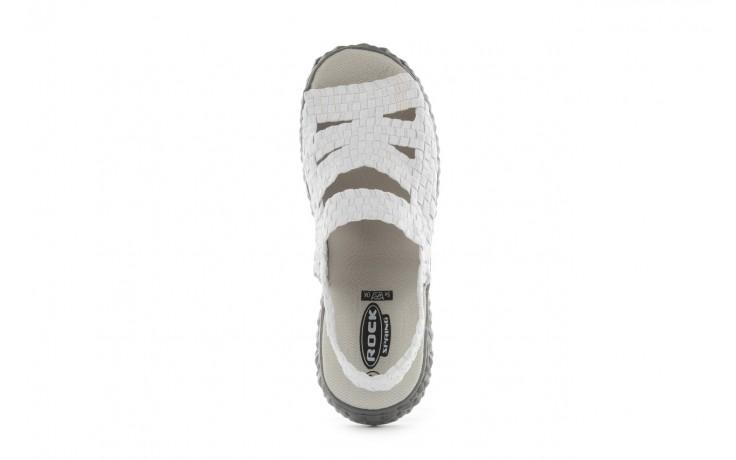 Rock sandal 4 white - rock - nasze marki 4
