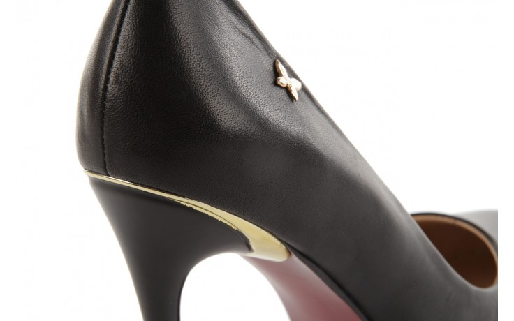 Czółenka sca'viola w2035-08 black, czarny, skóra naturalna - sca`viola - nasze marki 6